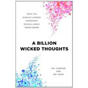 Billion Wicked Thoughts Largest Experiment