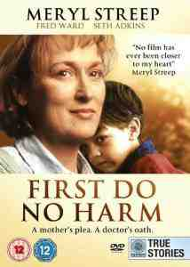 First Do No Harm DVD