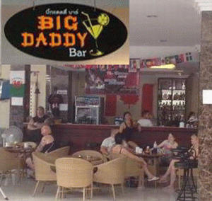 Big Daddy Bar