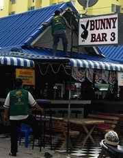 Bunny Bar 3 frontage