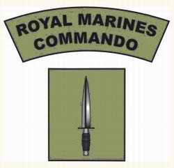 royal marines commando logo