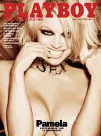 playboy last with pamela anderson