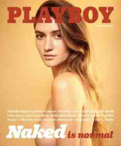 playboy naked is normal