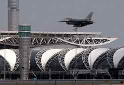 Bangkok's new airport