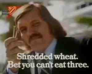 3 shredded wheat