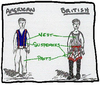 american and british suspenders