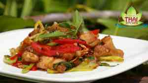 thai chilli dish